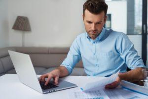 análise da declaração do imposto de renda