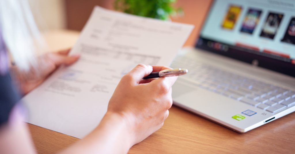 Documentos para Imposto de Renda 2020